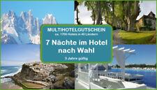 SALE*1 Woche Urlaub n. Wahl für 2, ca.1700 Hotels bis 5* Sterne -über 80% Rabatt