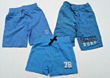 MIXED BRANDS 3 PAIRS  BOYS SHORTS BUNDLE AGE 2 / 3   YEARS  K1