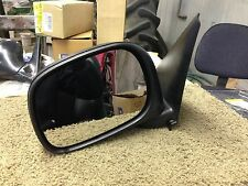 02-08 Dodge Ram 1500 2500 Lt Side Power Heated Door Mirror- Black Textured