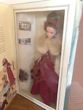 Victorian Elegance 1994 Barbie Doll Hallmark (New) Ice Skates