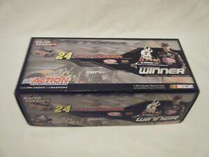 NASCAR 1/24 Jeff Gordon #24 Dupont Gatorade Duel Win Raced Version 2009