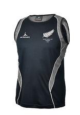 New Zealand World Cup Winners 2015 Rugby Vest Asstd Sizes Y-XXXL