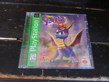 Spyro the Dragon (Greatest Hits) (Sony PlayStation 1, 1999) TESTED