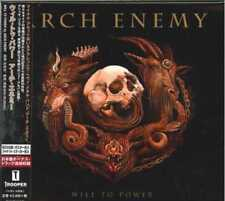 ARCH ENEMY-WILL TO POWER-JAPAN CD BONUS TRACK F30