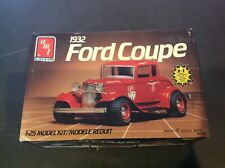 AMT ERTL 1932 FORD COUPE MODEL CAR KIT 1:25 SCALE KIT# 6578