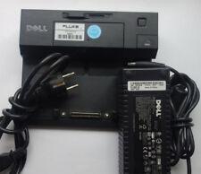 Dell mini docking Workstation Latitude e6420 e6430 e6430s ATG e6530 130w adaptador