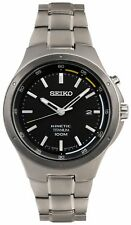 Seiko Gents Titanium Kinetic 100m Bracelet Watch SKA715P1