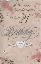 1601 Tarjeta de cumpleaños personalizada a mano A5-el amor a tienda de moda-cualquier edad