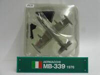 Del Prado Aermacchi MB339 1976 1/104 Scale War Aircraft Diecast Display 55