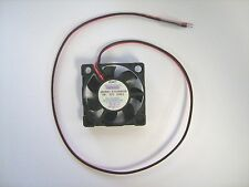 MECHANTRONICS F4010M12B 40x10mm HIGH PERF 2-WIRE FAN DC 12V .06A Brushless