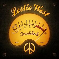Leslie West - Soundcheck [CD]