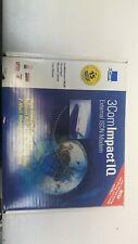 3Com Impact IQ External ISDN Modem 3c882