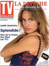 TV Magazine 1997: JUDITH GODRECHE_ANNE JACQUEMIN