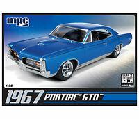 MPC R2MPC710 1:25 67 Pontiac GTO