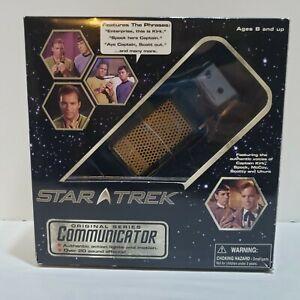 Star Trek Original Series Communicator Diamond Art Asylum 2007