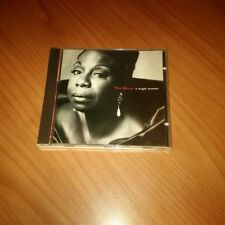 CD NINA SIMONE A SINGLE WOMAN ELEKTRA 7559-61503-2  GERMANY PS 1993 DST