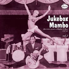 "Jukebox Mambo Volume 2 - 2x12"" LP Jazzman"