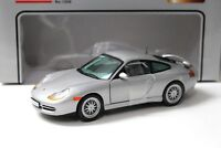 1:18 Sun Star Porsche 911 (996) Carrera Sport silver NEW bei PREMIUM-MODELCARS
