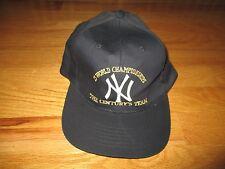 Vintage NEW YORK GIANTS (Adjustable Snap Back) Cap