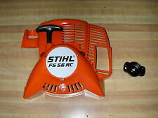 Stihl FS56RC EZ Start  Starter Assy w/driver cup OEM, off of brand new trimmer,