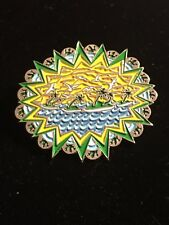 Phish Punch You In The Eye Music Festival Hat Pin
