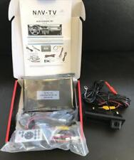NAV-TV AUDI DYNAMIC-INT KIT NTV-KIT700 Camera Interface + AUDI HANDLE BACKUP CAM