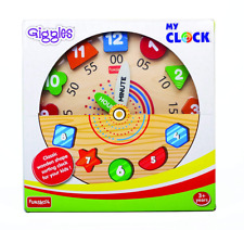 Funskool Giggles My Clock Toyset For Three Years Or Above Kids Toy Clock
