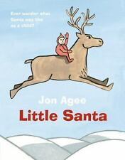 Little Santa board book