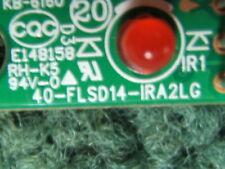 40-FLSD14-IRA2LG IR RECEIVER BOARD from SANYO FW50C85T