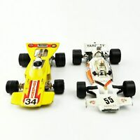 ~ Matchbox Speedkings 1971 & Corgi Whizzwheels Yardley McLaren Ford Race Cars ~