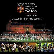 Royal Edinburgh Military Tattoo Sydney 2019 CD NEW