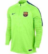 Nike Barcelona Drill Football Top (Ghost Green) - Sz Xl - New 808922 369