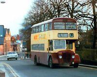 Chester City Transport No.35 6x4 Quality Bus Photo