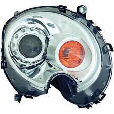 Faro fanale anteriore XENON XENO Destro MINI R56, 06- freccia arancio TYC D1S