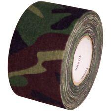 "Green Camo Cloth Hockey Stick Tape 2"" x 20 yard Roll"