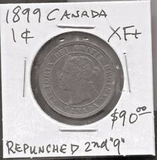 CANADA - FANTASTIC QV ONE CENT, 1899