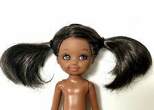 Barbie So In Style S.I.S Janessa Chelsea Friend Doll Brown Hair Hazel Eyes Nude