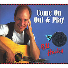Bill Harley Come On Out and Play 5 track 1999 children's CD NEW parents choice &
