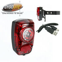 Azur USB Pro 60lm Bicycle Rear Tail Light