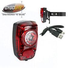 CygoLite Hotshot SL 50 Lm USB Bike Rear Light Day/Night Red LED (CHSSL50)