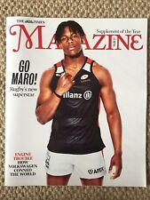 THE TIMES MAGAZINE MARO ITOJE COVER NEW VOLKSWAGEN