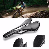 Completo in fibra di carbonio sedile Road MTB Ciclismo cuscino sella bicicletta