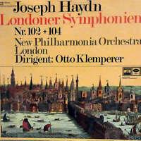 Joseph Haydn, Otto Klemperer, New Philharmonia O Vinyl Schallplatte - 140527