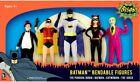 1966 Batman Classic TV Series Bendable Action Figure Box Set - NJ Croce