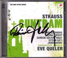 Reiner GOLDBERG Signed STRAUSS: GUNTRAM  Ilona Tokody Sokyom-Nagy Eve Queler 2CD