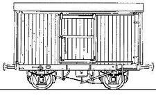 Parkside Dundas PC61 - LNER 12 Ton Goods Van                      (00)