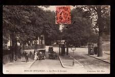 1904 ND phot bois de boulogne paris france postcard