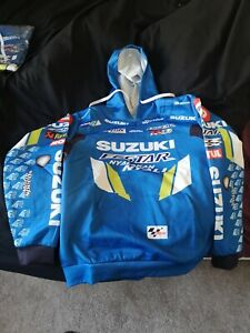 Hoodies Polyester For SUZUKI Sweat Fleece Riding Quick-Drying Moto SPEED HOT