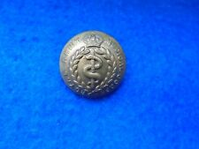 WWII RAMC, ROYAL ARMY MEDICAL CORPS OFFICERS 26MM TUNIC BUTTON, J.R. GAUNT