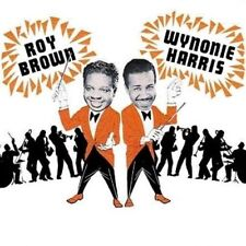 ROY BROWN & WYNONIE HARRIS - GOOD ROCKIN' TONIGHT